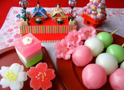 ひな祭り ご飯 一歳(献立)デザート