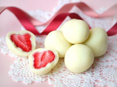 カルディ バレンタイン 子供 ホワイトチョコ