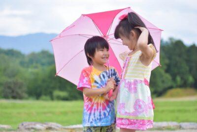 梅雨について 子供 言い方