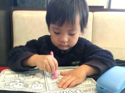 雨の日 暇つぶし 子供 塗り絵