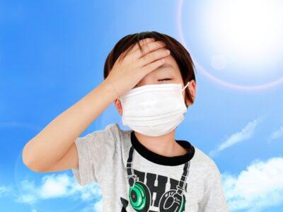 新学期 体調不良 熱中症