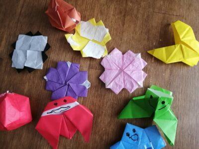 雨の日 暇つぶし 子供 折り紙