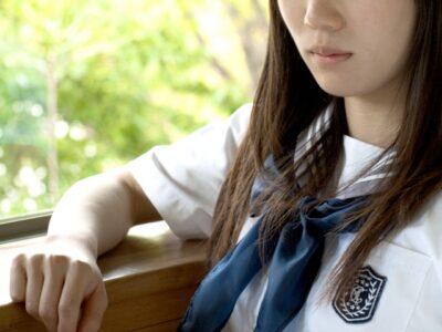 新学期 不安 中学生 学校