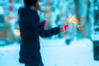 手持ち花火 売ってる場所 雪